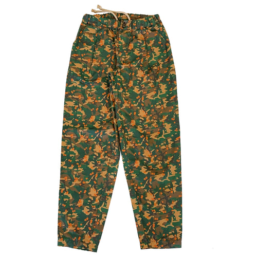 Men's Loquat Camo Trouser - Fresh