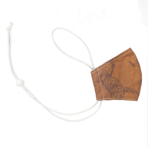 Cedar Gombey Wave Mask