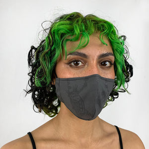 Longtail Wave Mask