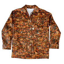 Load image into Gallery viewer, Women's Loquat Camo Jacket - Ripe