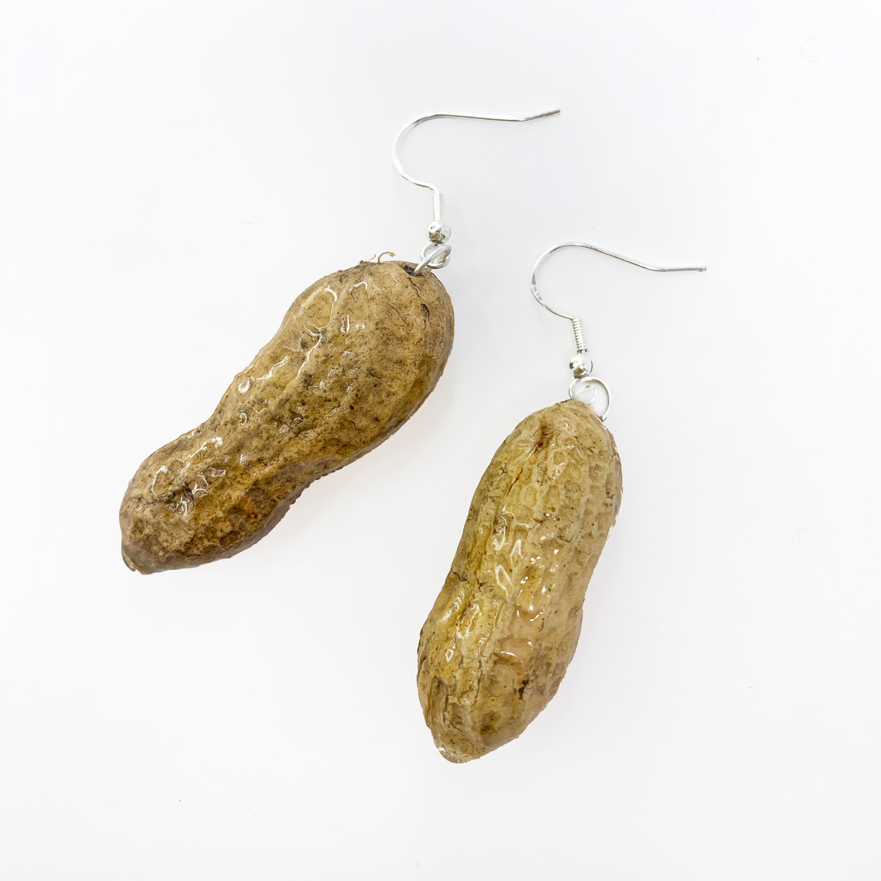 Peanut Earrings