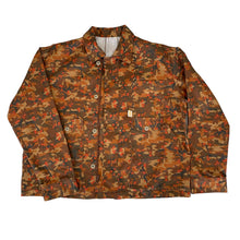 Load image into Gallery viewer, Men's Loquat Camo Jacket - Ripe