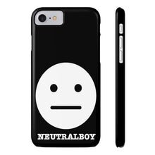 Load image into Gallery viewer, Neutral Boy smile phone case