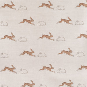 Rabbits and Hares Fabric