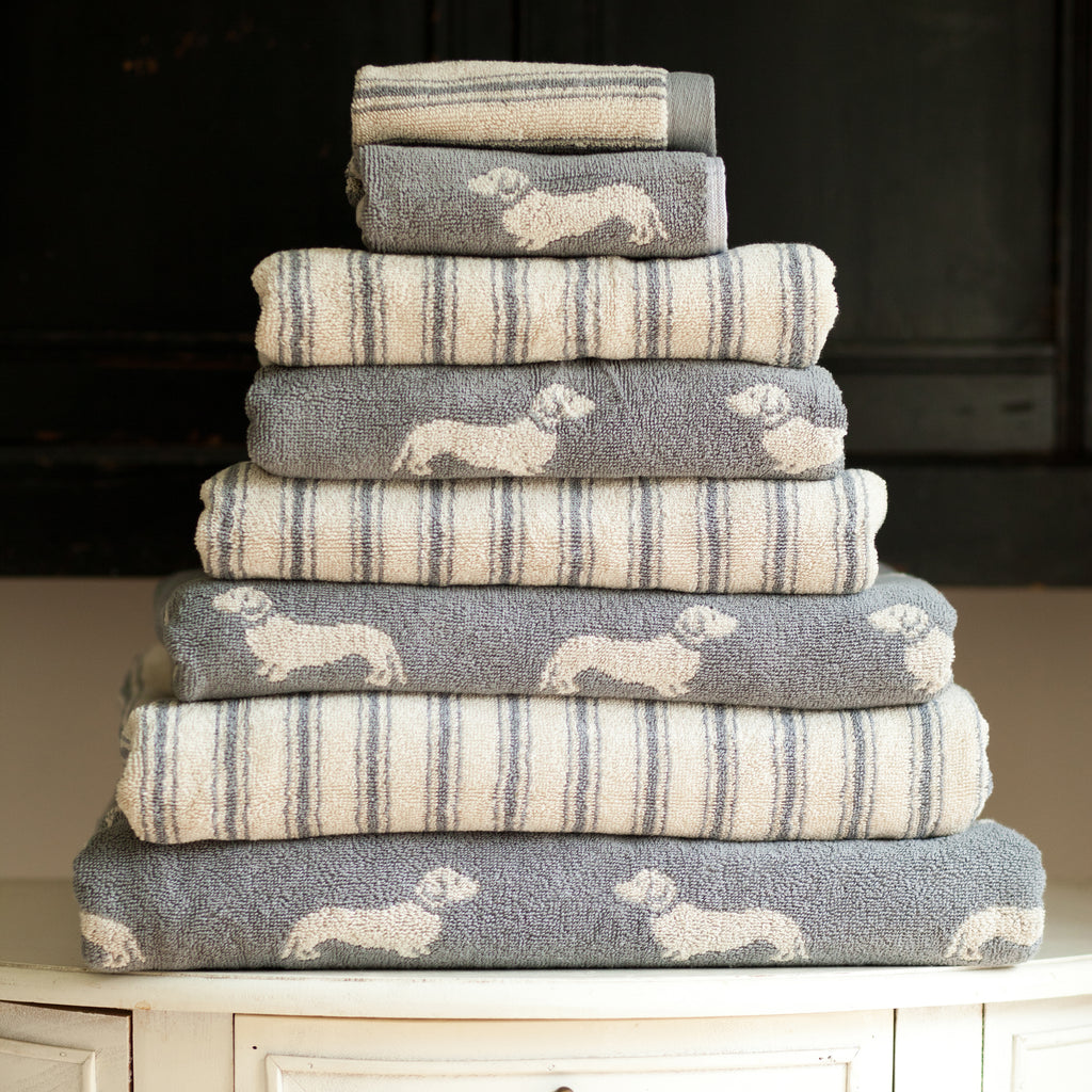Dachshund Bath Sheet