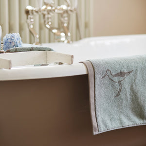 Oyster Catcher Bath Mat