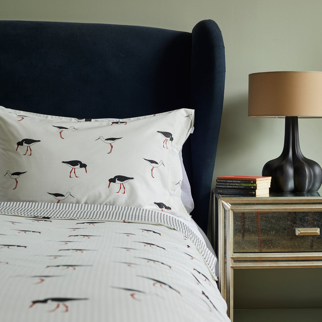 Oyster Catcher Bed Linen