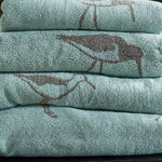 Oyster Catcher Bath Towel