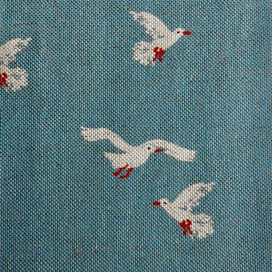 Seagulls Fabric