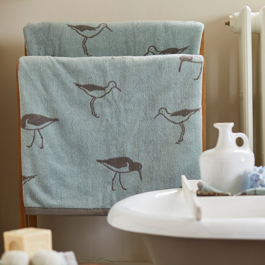 Oyster Catcher Bath Sheet