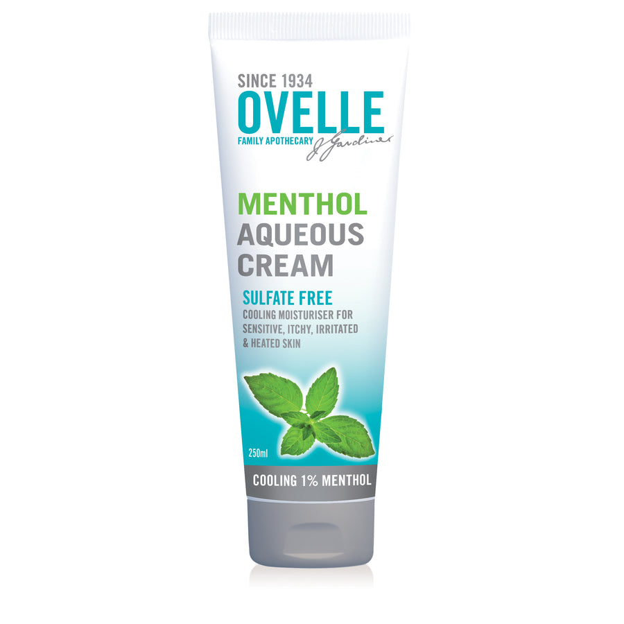 MENTHOL AQUEOUS CREAM 250ML