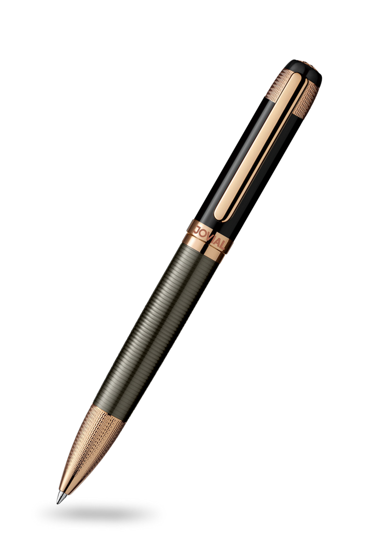 JOVIAL Pen- Buy JOVIAL PEN 979 Swiss made rose gold plated