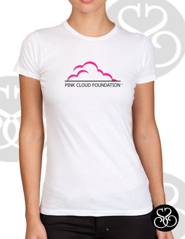 Pink Cloud Foundation Fundraising Tee