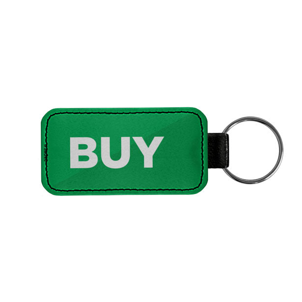 Buy - Leather Keychain