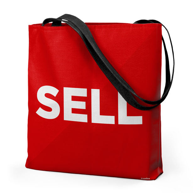 Sell - Tote Bag