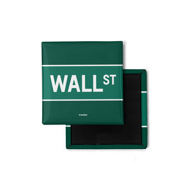Wall St - Magnet
