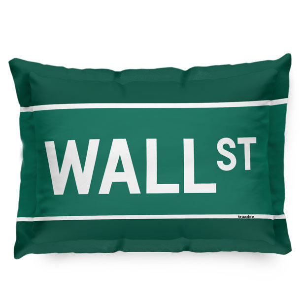 Wall St - Pillow Sham
