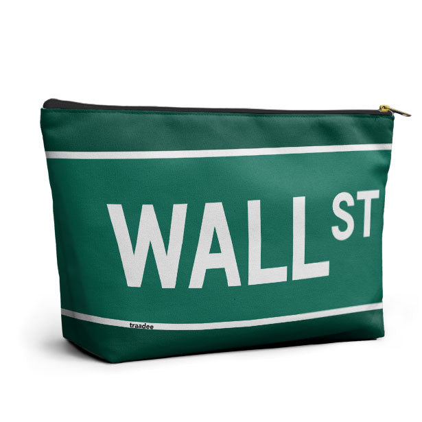 Wall St - Pouch Bag