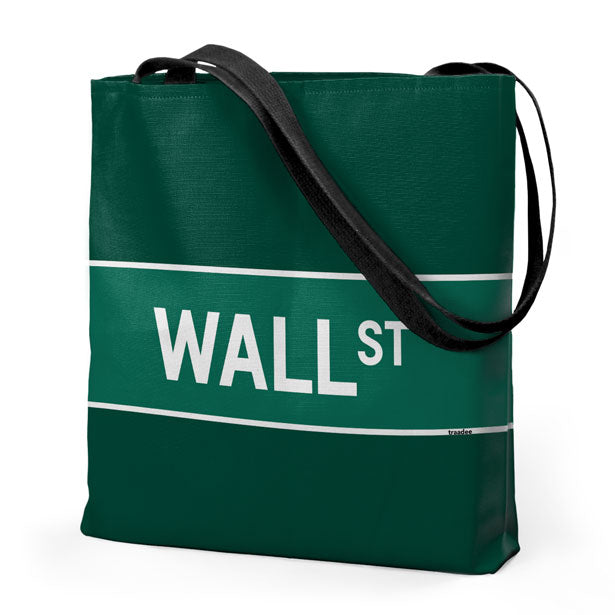 Wall St - Tote Bag