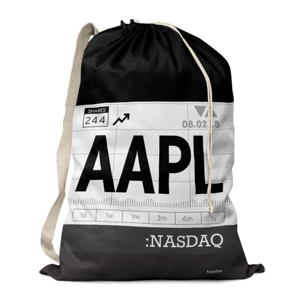 AAPL - Laundry Bag