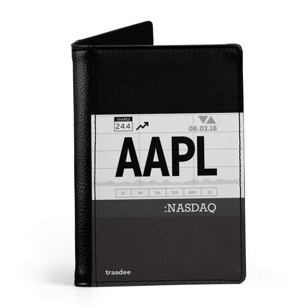 AAPL - Passport Cover
