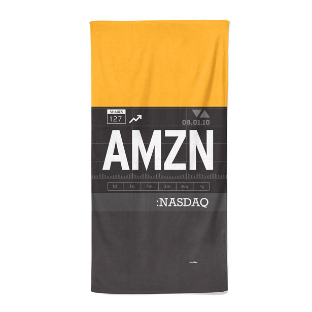 AMZN - Beach Towel