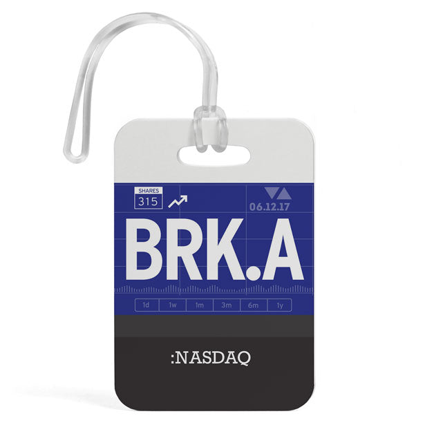 BRK.A - Luggage Tag