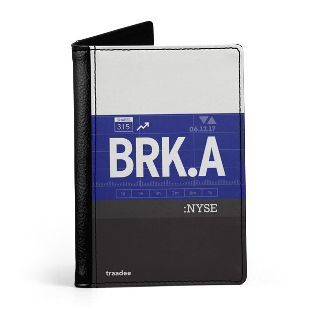 BRK.A - Passport Cover