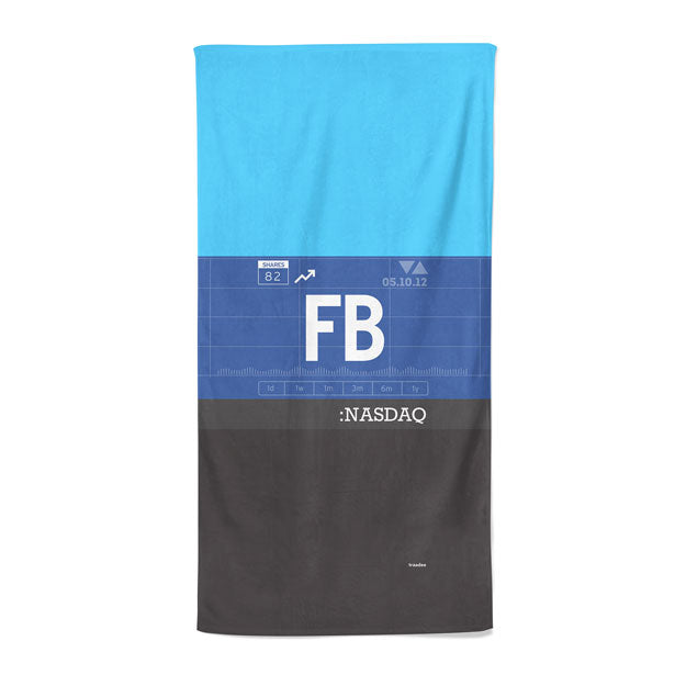 FB - Beach Towel