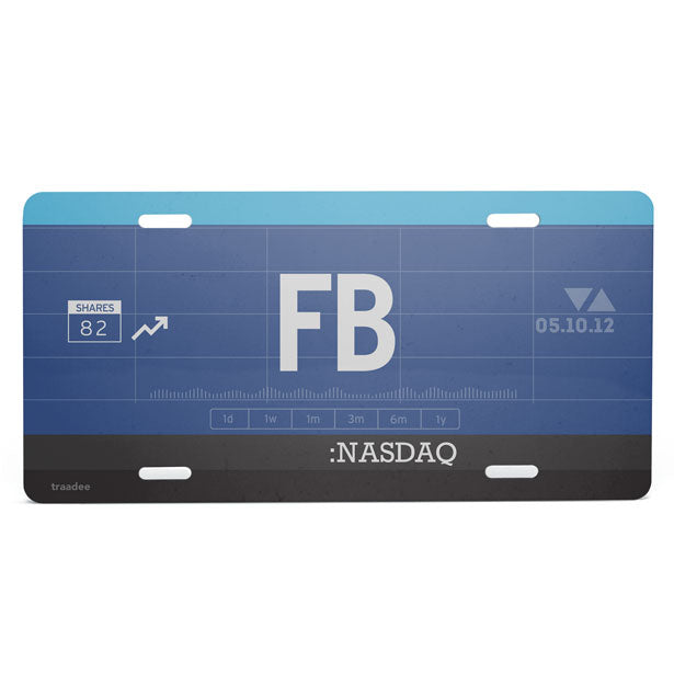 FB - License Plate