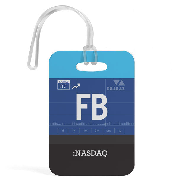 FB - Luggage Tag