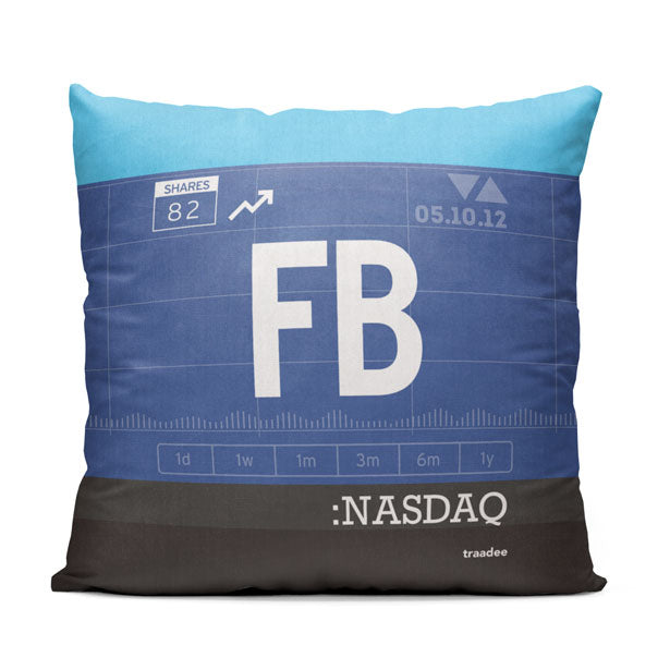FB - Throw Pillow