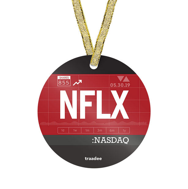 NFLX - Ornament