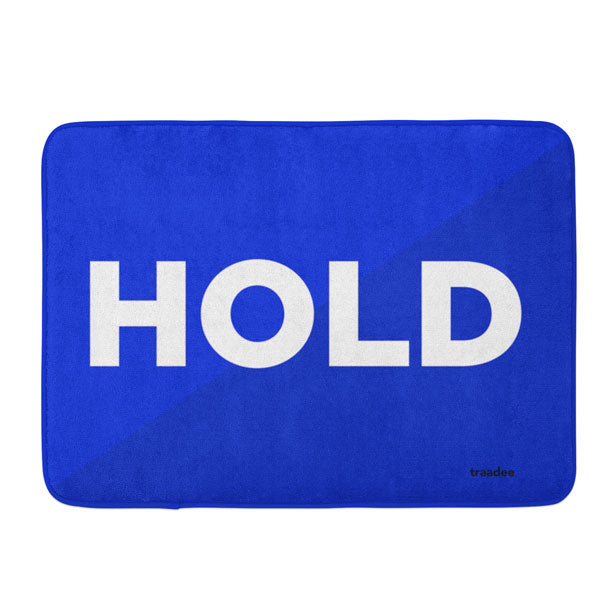 Hold - Bath Mat