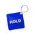 Hold - Square Keychain