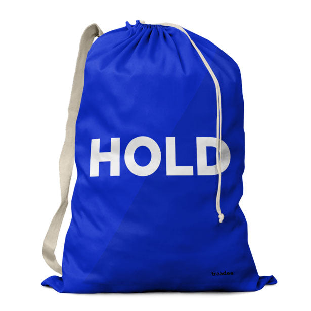 Hold - Laundry Bag