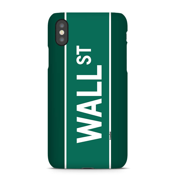 Wall St. - Phone Case
