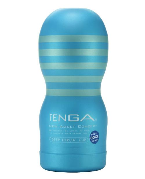 Tenga Deep Throat Original Vacuum Cup - Cool