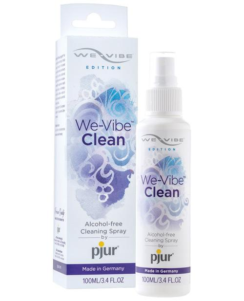 We-Vibe Clean By Pjur 3.4oz/100ml