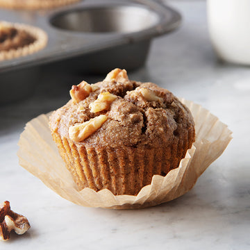 Banana Nut Bread Muffin