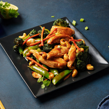 Cashew Chicken Stir-Fry