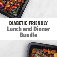 Diabetic Lunches + Dinners