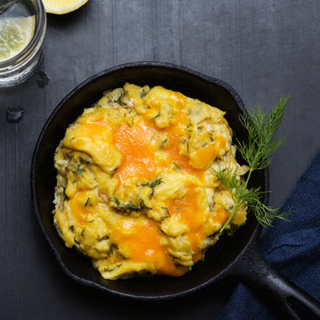 Dill and Cheddar Scrambler