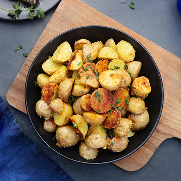 2 Servings of Parmesan Roasted Yukon Gold Potatoes