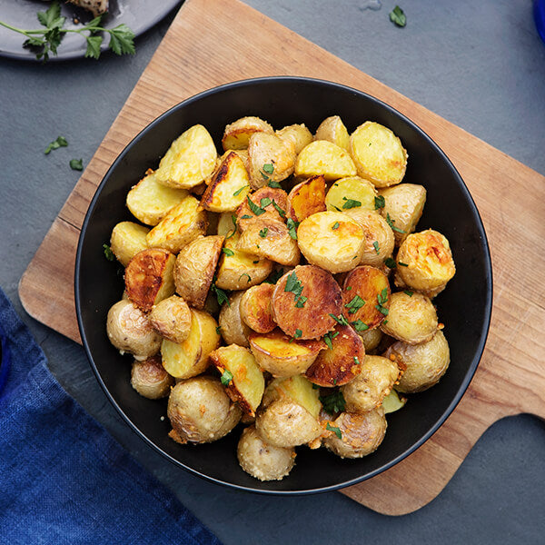 2 Servings of Garlic Roasted Potatoes
