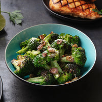 2 Servings of Garlic Parmesan Roasted Broccoli