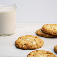 Macadamia White Chocolate Chip Cookies - 6 or 12 count