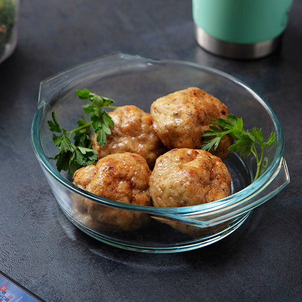 4 Pack of Organic Free-Range Turkey Meatballs