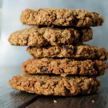 Oatmeal Raisin Cookies -  6 or 12 count