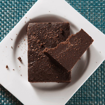 Sweet Potato Chocolate Brownie Bar
